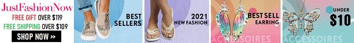 JustFashionNow.com حيث يلتقي أسلوب الموضة الخاص بك مع العالم